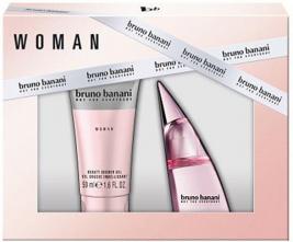 Bruno Banani Made for Women set: Eau de toilette 30 ml + Shower douche gel 150 ml