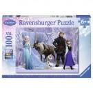 Disney Frozen - Kinderpuzzel - 100 Stukjes Ravensburger