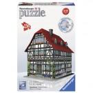 Puzzel-3D-Huis-Middeleeuws