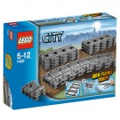 LEGO City Flexibele Rails - 7499 afb 1