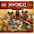 LEGO Ninjago Masters Of Spinjitzu -2519