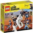 LEGO Lone Ranger Cavalerie Bouwset - 79106 afb 1