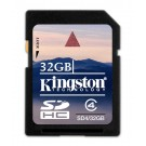 Kingston SD kaart 32 GB geheugenkaart