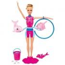 Barbie Ik ben een Dolfijnentrainster
