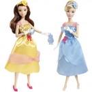 Princess Belle & Cinderella