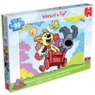 Jumbo Woezel & Pip - Puzzel - 35 Stukjes
