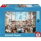 Schmidt Puzzel - Sic transit gloria mundi - 3000 Stukjes