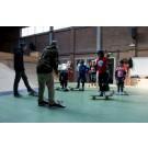 Indoor Skatepark Sweatshop