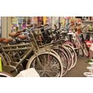 10% korting op fietsen bij Huisson Tweewielers
