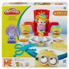 Play-Doh Minions Kapsalon - Speelklei afb 1