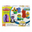 Play-Doh Minions - Speelklei afb 1