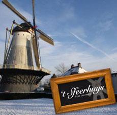 Restaurant T Sfeerhuys Nijmegen