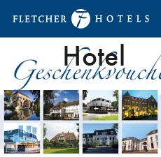 Fletcher Hotels Geschenkvoucher - 1 overnachting