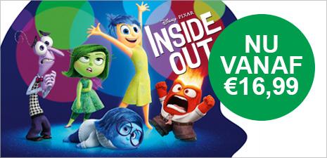 Inside Out - nu vanaf €16,99 >
