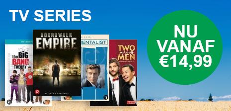 TV series - nu vanaf € 14,99 >
