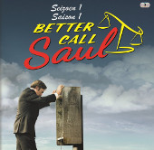 Better Call Saul Seizoen 1 DVD