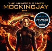Hunger Games Mockingjay Part 1 DVD