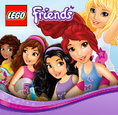 LEGO Riends