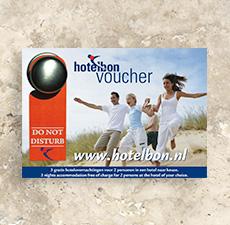Hotelbon Voucher